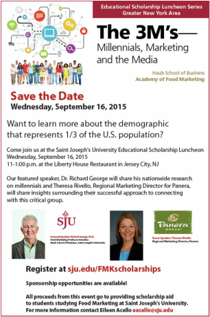 SJU Millennials Luncheon