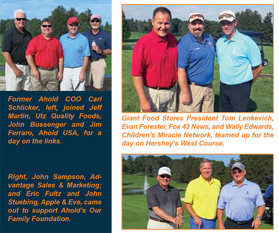 Giant/Ahold Golf Outing